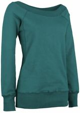 Forplay Sweater Felpa donna verde acqua