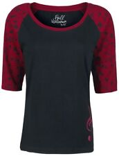 Full Volume by EMP Notes Longsleeve Manica lunga donna nero