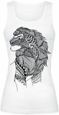 Il Re Leone Simba - Lion Ink Top donna bianco