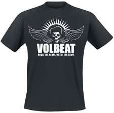 Volbeat Rock The Rebel T-Shirt nero