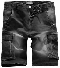 RED by EMP Army Vintage Shorts Pantaloncini antracite
