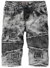 Rock Rebel by EMP Walking The Wire Pantaloncini grigio