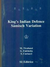KING'S INDIAN DEFENCE. SAMISCH VARIATION MANUALISTICA AA.VV. S1 1992