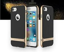 """Rock Royce Series Shockproof Double Layer Back Cover Case For iPhone 7 Plus 5.5"""""""