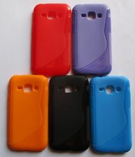 Samsung Galaxy J1 Soft Silicon Mobile Back Cover Cases