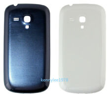 For SAMSUNG GALAXY S3 MINI i8190 HOUSING REPLACEMENT BATTERY BACK COVER CASE new