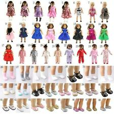 Stylish Dress up Clothes for 18'' American Our Generation My Life Doll ACCS
