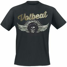 Volbeat Dark Skullwing T-Shirt nero
