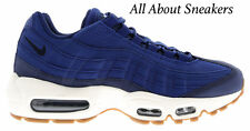 "Nike Air Max 95 ""Obsidian-Sail-Gum"" Women Trainers Limited Stock 307960-400"
