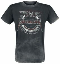 Metallica Seek And Destroy T-Shirt nero/grigio