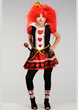 Childrens Size Queen of Hearts Costume