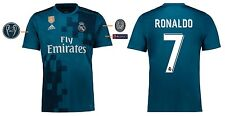 Trikot Real Madrid 2017-2018 Third UCL - Ronaldo CR7 [164-XXL] Champions League