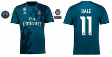 Trikot Real Madrid 2017-2018 Third UCL - Bale 11 [164-XXL] Champions League