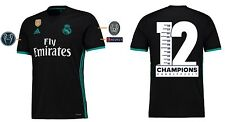 Trikot Real Madrid 2017-2018 Away UCL - CHAMPIONS 12 [164-XXL] Champions League