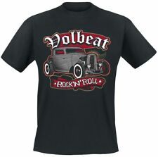 Volbeat Rock'N'Roll T-Shirt nero