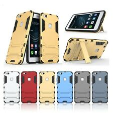 HUAWEI P10 LITE DOUBLE ARMURE ETUI COQUE COVER COQUE HOUSSE DOUBLE