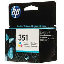 GENUINO COLOR HP 351 CARTUCHO DE TINTA CB337EE PARA DEKJET PHOTOSMART OFFICEJET