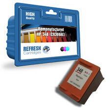 REFRESH CARTRIDGES GREY #100 C9368AE XL INK COMPATIBLE WITH HP PRINTERS
