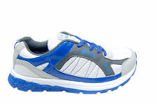 WELCOME BRANDED SPORTS SHOES IN WHITE BLUE COLORS MRP 999 40% DISCOUNT 599