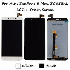 """ASUS ZENFONE 3 MAX ZC553KL 5.5"""" LCD+SCHERMO CAPACITIVA DISPLAY LCD+TOUCH SCREEN"""