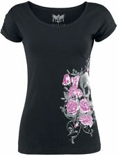 Black Premium by EMP Keep Me Going Maglia donna nero