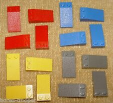 LEGO Parts: 30363 Slope 18 4x2 or 60477 Slope 18 4x1 CHOOSE YOUR COLOUR and TYPE