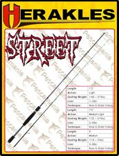 Canna spinning Colmic Herakles Street spinning ultraleggero light fishing trota