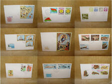 CHOOSE YOUR OWN THEMATIC FIRST DAY COVERS FDC - ONLY 99p & 99p UK P&P