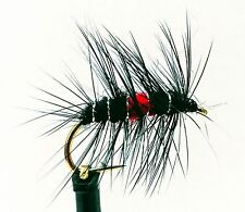 3 BIBIO Trout Flies Traditional Wet Nymphs Sea trout Trout Fly Fishing #10,12,14
