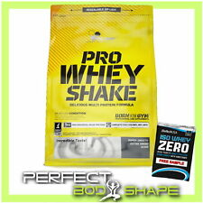 OLIMP PRO WHEY SHAKE 700G POWDER PROTEIN CONCENTRATE (WPC) +  ISOLATE  (WPI)