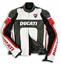 DUCATI DAINESE CORSICA Giacca in pelle giacca pelle giacca SCONTATA %% NUOVO