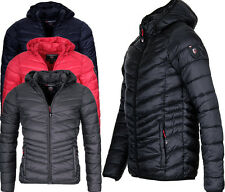 Geographical Norway giacca invernale Uomo Trapuntata bomber a vento
