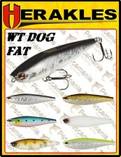 Artificiale spinning hard bait Colmic Herakles Wt Dog Fat 75 Top water 7.5 cm