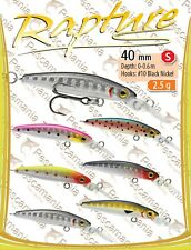 Artificiale spinning hard bait Trabucco Rapture Ryoko Minnow 40mm 2.5gr