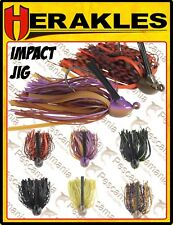 Artificiale spinning wire bait Herakles Impact Jig 1/4 oz. 7gr. black bass
