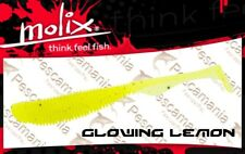 Artificiale spinning Molix Ra Shad cm 9,5 black bass luccio swimbait