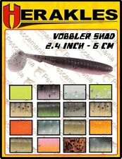 Artificiale spinning softbait Colmic Herakles Vobbler Shad 6 cm
