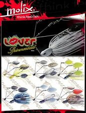 Artificiale spinning wire bait Molix Lover Spinnerbait 14 gr- 1/2oz.