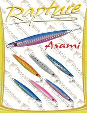 Artificiale spinning Trabucco Rapture Asami Metal Jig 28 gr. 8,0 cm vertical jig