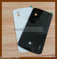 New OEM Replacement Battery Back Cover Glass Only Case for LG Nexus 4 E960