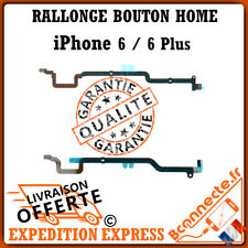 NAPPE FLEX RALLONGE BOUTON HOME CARTE MERE IPHONE 6 6 PLUS Ou OUTIL
