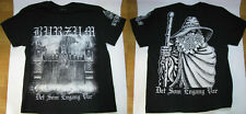 "1BURZUM ""DET SOM ENGANG VAR"" UNIQUE OFFICIAL LIMITED T-SHIRT Ltd Cult ! SALE 25%"