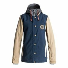 DC SHOES W' DCLA JACKET INSIGNIA BLUE GIACCA DONNA SNOWBOARD FW 2018 NEW XS S M