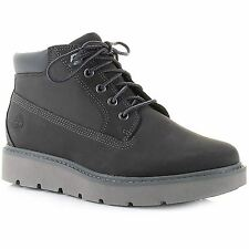 Timberland Kenniston Nellie Forged Iron Womens Nubuck Combat Ankle Boots