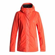 DC SHOES W' PERIMETER JACKET FIERY CORAL GIACCA DONNA SNOWBOARD FW 2018 NEW XS S
