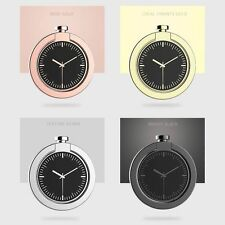 360 Degree Rotation Phone Stand Holder Round Shape Watch Decoration Ring HL