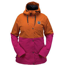 Ride Brighton Woman's Snow Jacket (Burnt Orange)