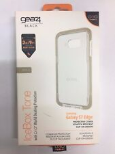 Genuine Gear4 IceBox Tone/Piccadilly D30 Phone Case for Samsung S6/S7/EDGE