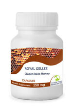 Jalea Real GELLEE 150mg honey 30/60/90 /120/180/250 Cápsulas