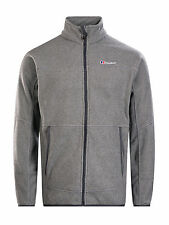Berghaus Stainton Full Zip Men's Fleece Jacket 21976/GA0 Grey Marl NEW